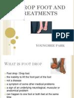 Drop Foot Treatments