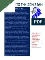 March Athletics Newsletter