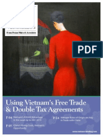 Using Vietnam's Free Trade & Double Tax Agreements - Preview