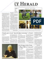October 8, 2009 Issue