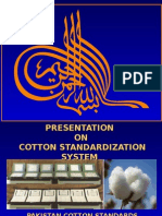 Presentation on Cotton Standardization 30-12-14
