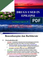 Drugs Used in Epilepsi