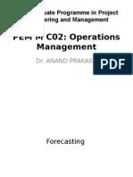 Rolling Pem m c02 Forecasting