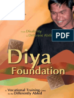 Diya Annual Report - II