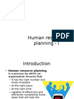 Human resource planning - chap 2.ppt