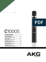 c1000s Mk4 Manual