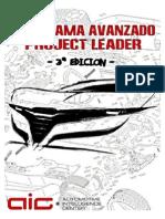 3ª Edicion Programa Avanzado Project Leader