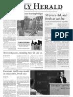 October 23, 2009 Issue