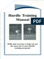 Hurdle Training Manual