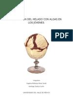 Metodología de La Investigación - (Helado Con Algas)
