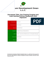PR-1073 - Gas Freeing, Purging and Leak Testing of Process Equipment (Excluding Tanks).docx