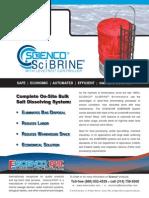 Scibrine Product Brochure