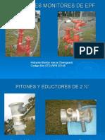 Hidrantes Monitores de Epf