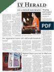 November 3, 2009 Issue