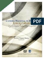 Catedra de Derecho Jorge Carpizo Reflexiones Constitucionales