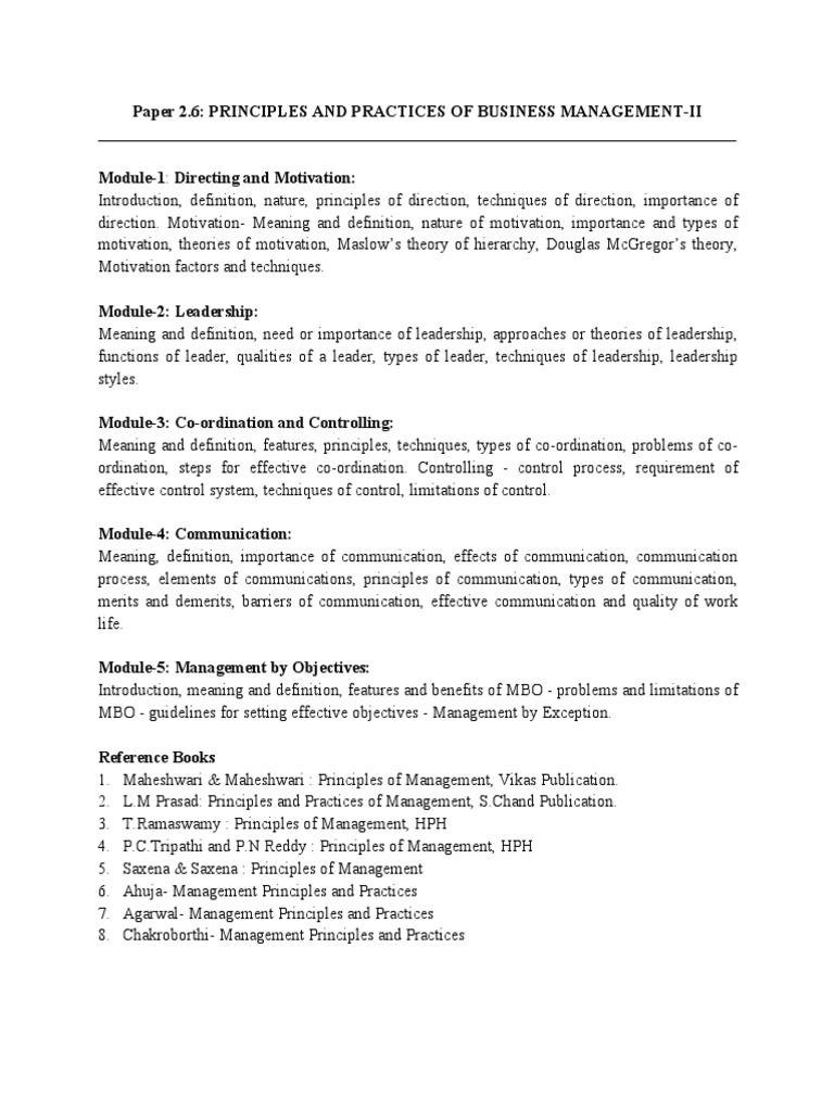Principles And Practice Of Management By L.m.prasad Pdf Download