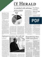 November 6, 2009 Issue