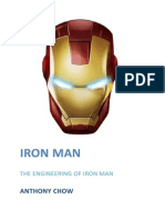 The Engineering of Iron Man