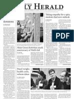 November 10, 2009 Issue
