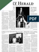 November 13, 2009 Issue