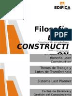 Filosofía Lean Construction. Construcción Sin Pérdidas - Presentación (116)