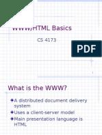 1 Basic HTML