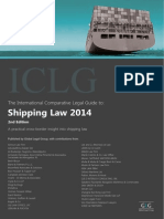 ICLG SHIPPING LAW REVIW