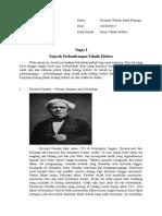Tugas 1- Sejarah Perkembangan Teknik Elektro