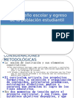DESEMPEÑO ACADÉMICO Y EGRESO CUADERNILLO 3
