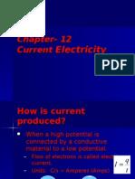 CLASS 9 CBSE CH-12 Electricity