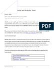 50 Online Accessibility and Usability Tools