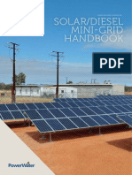 Solar Diesel Grid Handbook