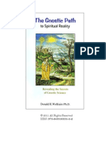 Donald h. Wolfraim - The Gnostic Path to Spiritual Reality-2011-60pp 2