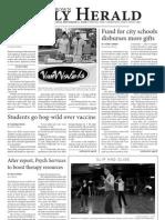 December 3, 2009 Issue