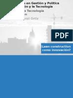 ¿Lean Construction Como Innovación¿ - Presentación (43)