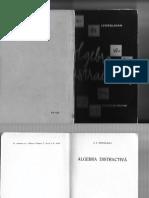 Perelman Algebra distractiva