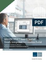 Brochure Simatic-step7 Tia-portal Fr