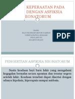askep asfiksia neionatorum