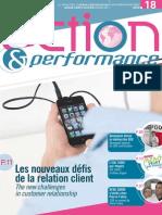 Magazine Action Performance 18