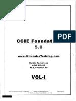 Narbik CCIE Foundation V5-Vol1