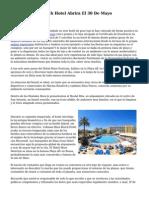 Ushuaia Ibiza Beach Hotel Abrira El 30 De Mayo