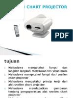 Presentasi Auto Chart Projector