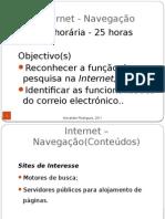 Internet - Navegação PPT1