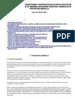 NP-091-2003 - Proiectarea si Executia Constructiilor Instalatiilor de Dezinfectarea Apei.pdf
