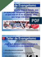 Taller de Evangelismo