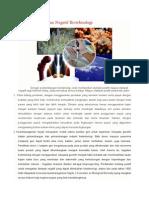 Dampak Positif Dan Negatif Bioteknologi