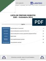 Preturi MOBOTIX