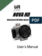 NOVA HD Users Manual English