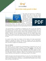 NAINA Smart City to Drive Realty Growth in Navi Mumbai