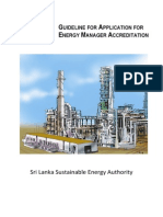 Guideline Energy Manager